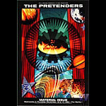 The Pretenders Bill Graham Presents Poster BGP101