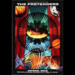 The Pretenders Bill Graham Presents BGP101 Poster