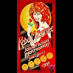 Reba McEntire Bill Graham Presents Poster BGP102