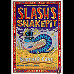 Slash's Snake Pit Bill Graham Presents BGP112 Poster