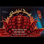 Grateful Dead Bill Graham Presents BGP116 Poster