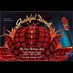 Grateful Dead 1995 BGP116 Poster
