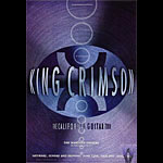 King Crimson Bill Graham Presents BGP118 Poster