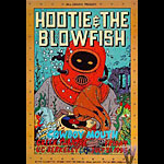 Hootie & The Blowfish Bill Graham Presents BGP122 Poster