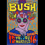 Bush Bill Graham Presents Poster BGP129