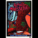 Alanis Morissette Bill Graham Presents BGP133 Poster