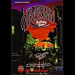 David Grisman Quintet Bill Graham Presents BGP139 Poster