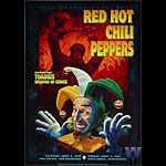 Red Hot Chili Peppers Bill Graham Presents BGP140 Poster