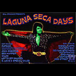 Laguna Seca Days 1996 BGP144 Poster - signed