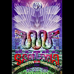 Santana Bill Graham Presents BGP159 Poster