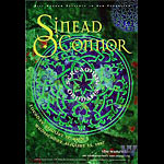 Sinead O'Connor Bill Graham Presents BGP170 Poster