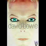 David Bowie Bill Graham Presents BGP176 Poster