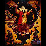 Rolling Stones 1997 BGP180 Poster