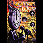 New Year's Eve  1997-98 Bill Graham Presents BGP184 Poster