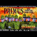 Primus Bill Graham Presents BGP204 Poster