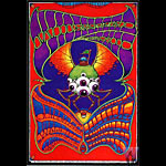 Widespread Panic Bill Graham Presents BGP221 Poster