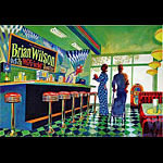 Brian Wilson Bill Graham Presents Poster BGP222
