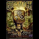 Godsmack Bill Graham Presents BGP223 Poster