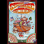 The String Cheese Incident Bill Graham Presents Poster BGP236
