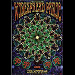 Widespread Panic Bill Graham Presents Poster BGP241
