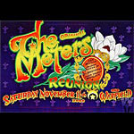 The Original Meters Reunion 2000 Warfield BGP249 Poster