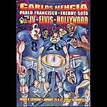 Carlos Mencia Bill Graham Presents Poster BGP254