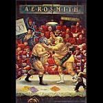Aerosmith Bill Graham Presents Poster BGP265