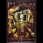 P.J. Harvey Bill Graham Presents BGP269 Poster