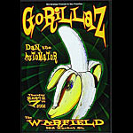 Gorillaz Bill Graham Presents Poster BGP277