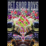 The Pet Shop Boys Bill Graham Presents Poster BGP282