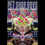 The Pet Shop Boys Bill Graham Presents BGP282 Poster