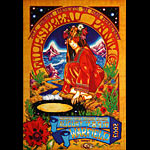 Widespread Panic Bill Graham Presents Poster BGP305