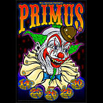 Primus Bill Graham Presents BGP309 Poster