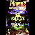 Primus Bill Graham Presents BGP311 Poster
