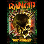 Rancid Bill Graham Presents Poster BGP312