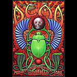 The Dead Bill Graham Presents Poster BGP318
