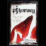 PJ Harvey Bill Graham Presents Poster BGP326
