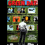Green Day Bill Graham Presents Poster BGP327