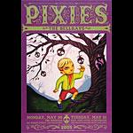 Pixies Bill Graham Presents BGP331 Poster