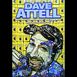 Dave Attell Bill Graham Presents Poster BGP332