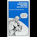 Wayne Shellabarger Death Cab For Cutie Poster