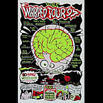 Pat Moriarity Warped Tour 1997 Blink-182 Poster