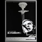 Scrojo Stanley Kubrick Dr. Strangelove Movie Poster