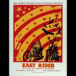 Easy Rider Dennis Hopper Movie Poster