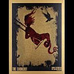 Alien Corset The Exorcist Movie Poster