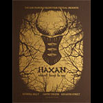 Alien Corset Haxan Witchcraft Through The Ages Movie Poster