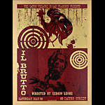 Alien Corset The Good, the Bad and the Ugly (Il Buono, Il Brutto, Il Cattivo) Movie Poster