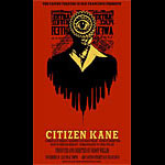 Alien Corset - David O'Daniel Orson Wells Citizen Kane Movie Poster