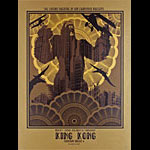 Alien Corset King Kong Movie Poster