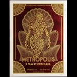 Alien Corset Fritz Lang Metropolis Movie Poster